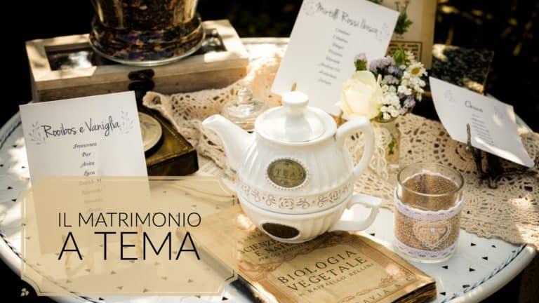 matrimonio eco-friendly
